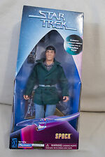 """STAR TREK playmates 9"""" spock city on the edge of forever Action Figure MOB in EU"""