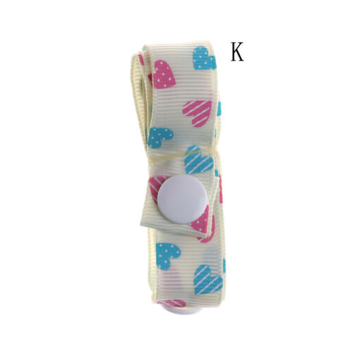 Fixed Toys Straps Baby Bottle Sippy Cup Pacifier Holder No Drop Rope Stroller JD