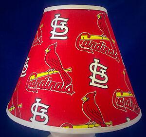 Image Is Loading St Louis Cardinals Lamp Shade Lampshade