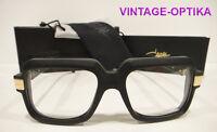 Cazal 607 Eyeglasses Legend (col11) (matt Black Gold) Authentic