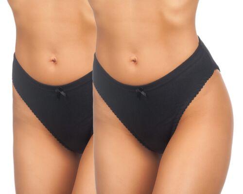 Hering Junior Damen 100/% Baumwolle Bikini Höschen Unterwäsche 7756