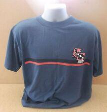 KAHUNA CUTS Label Logo UK blue short sleeve promo t-shirt Large