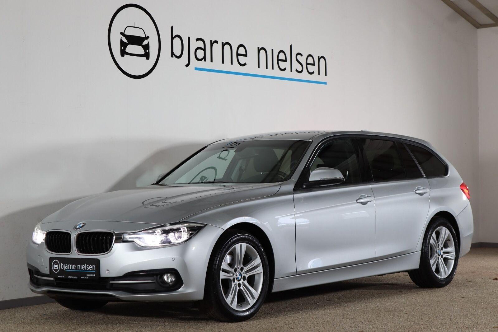 BMW 320d Billede 1