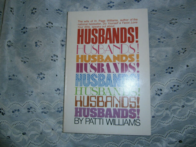 do yourself a favor love your wife williams h page