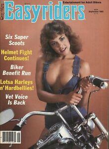 1983-September-Easyriders-Vintage-Motorcycle-Magazine-w-David-Mann-Poster