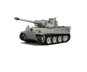 RC-Panzer-Tiger-Komplett-Metall-Full-metal-mit-Schussfunktion-True-Sound