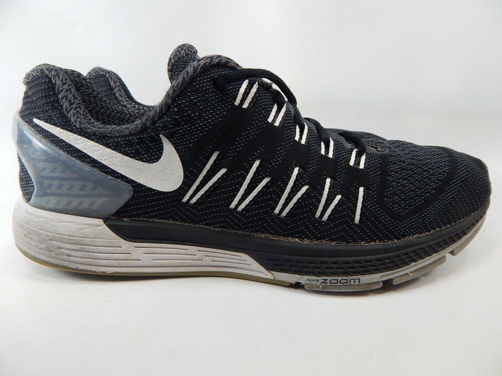 Nike Air Zoom Odyssey Sz 13 M D Eu 47,5 Herren Laufschuhe Schwarz 749338-001