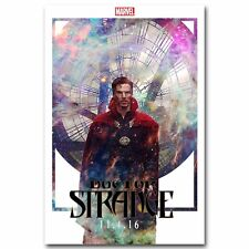 DR STRANGE Movie PHOTO Print POSTER Film Benedict Cumberbatch Textless IMAX 006