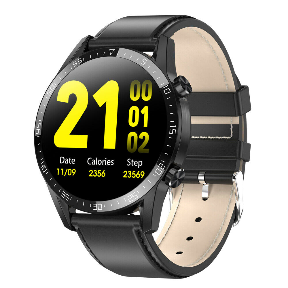 Microwear L13C GPS Smart Watch ECG Heart Rate Sport Blood Pressure Monitor Black blood ecg Featured gps heart l13c microwear rate smart sport watch