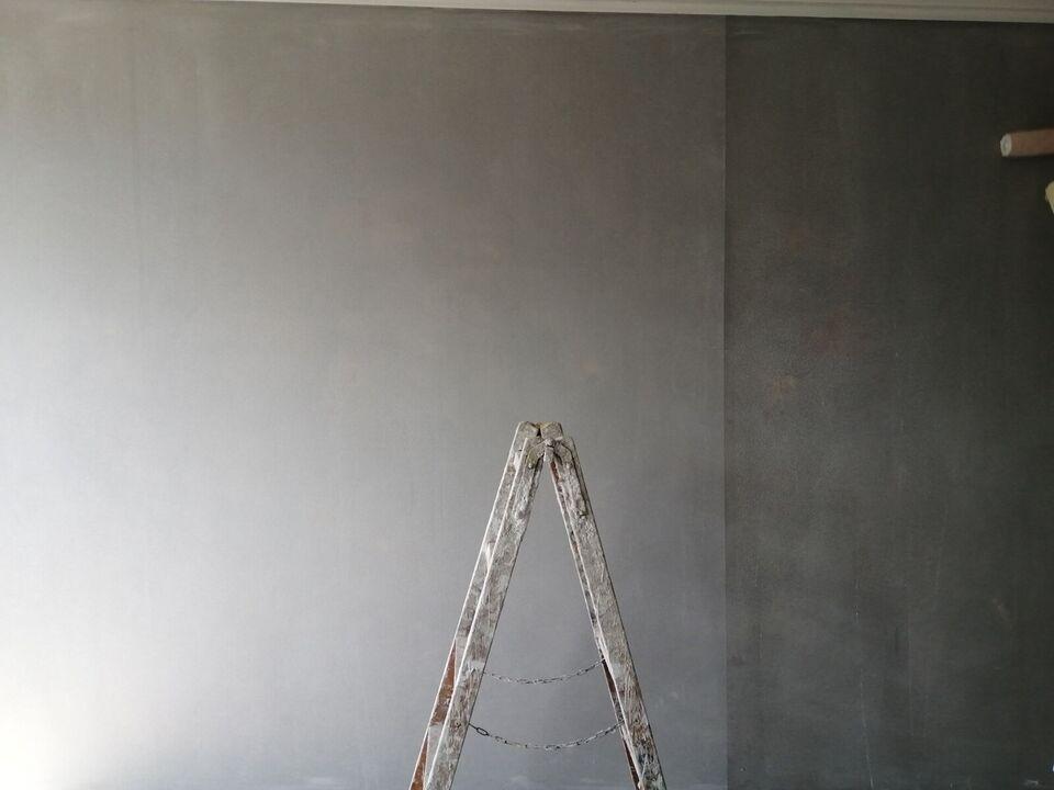 Professional maling, tiltrædelse Professional maling
