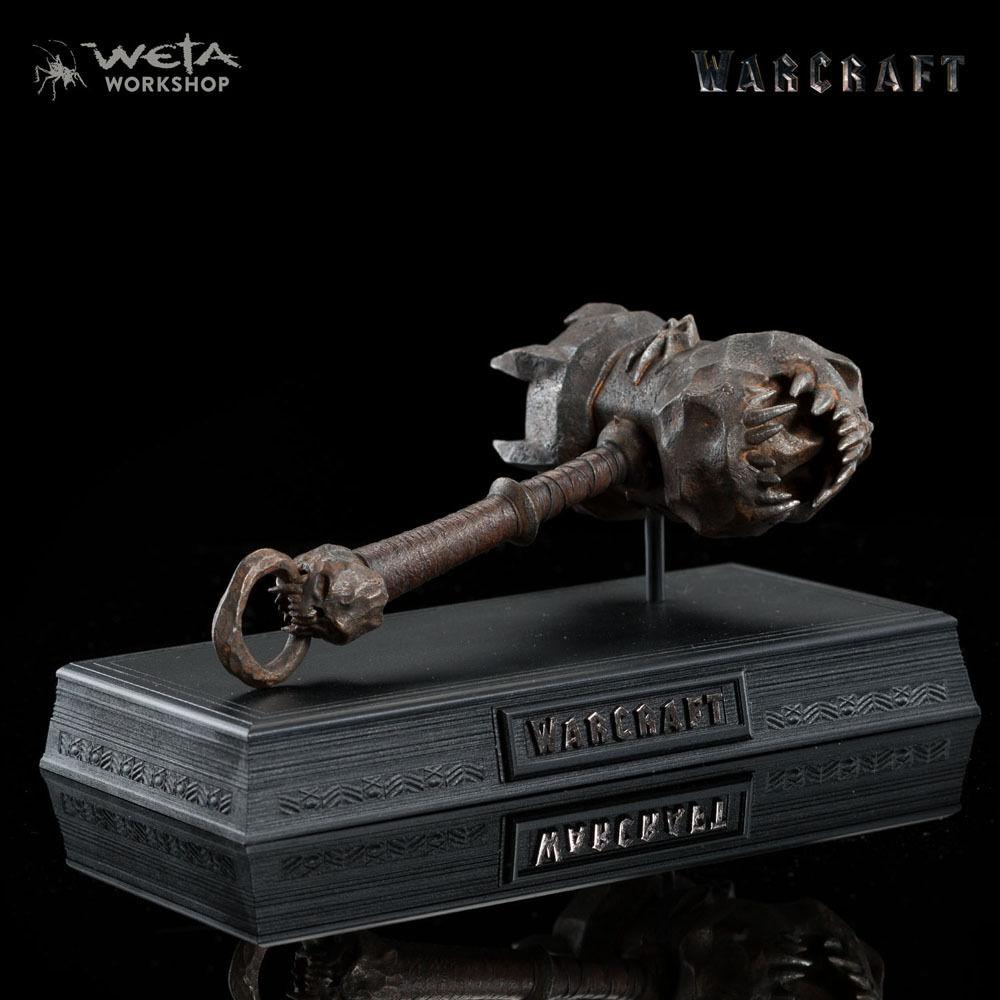 Warcraft replica 1 6 skullbreaker de main 20 cm weta