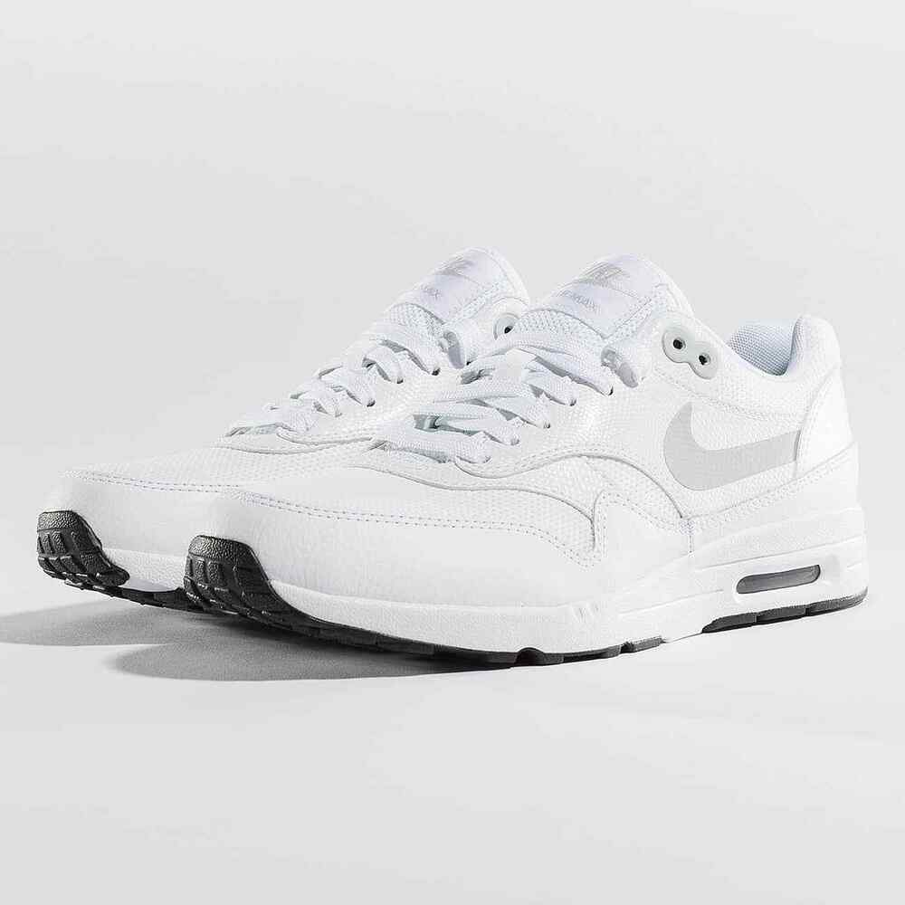 Nike Air Max 1 Ultra 20 Femmes Baskets en Blanc UK 5   110-