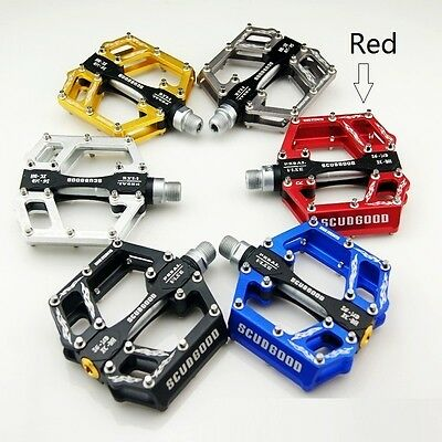 MTB Mountain Road Bike sealed Bearing Pedals Platform Bicycle Aluminum Pedal