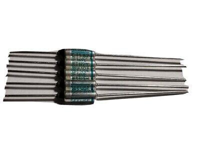New 3 PCS SF169E SEFUSE Cutoffs NEC Thermal Fuse 172°C 172 Degree 10A 250V