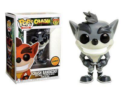 Funko Pop Games Crash Bandicoot 273 Crash Bandicoot SUBITO DISPONIBILE