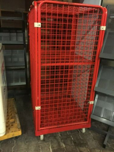 Gitterrollcontainer