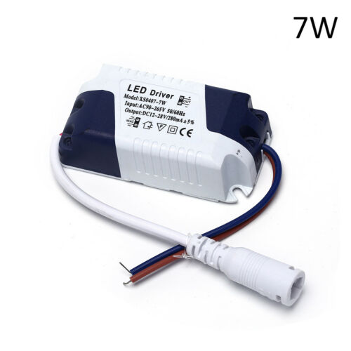 LED driver LED light transformer power supply adapter for led lamp//bulbplasti Fw