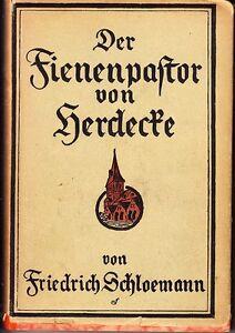 1927 - DER FIENENPASTOR VON HERDECKE - GUT ERHALTEN - Deutschland - 1927 - DER FIENENPASTOR VON HERDECKE - GUT ERHALTEN - Deutschland