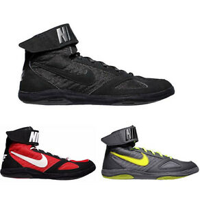 7dccbff5521e63 Image is loading NIKE-TAKEDOWN-4-Wrestling-Shoes-Ringerschuhe-Chaussures-de-
