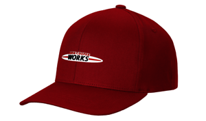 0b9e1cb577e Genuine Mini John Cooper Works Hat Baseball Cap Red PN  80162454533 ...