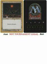 x4 ** Magic World Championship ** 4x Recurring Nightmare NM! Gold Bordered