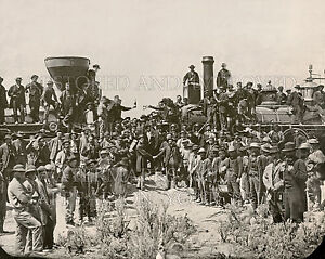 where did central pacific and union railroads meet in utah