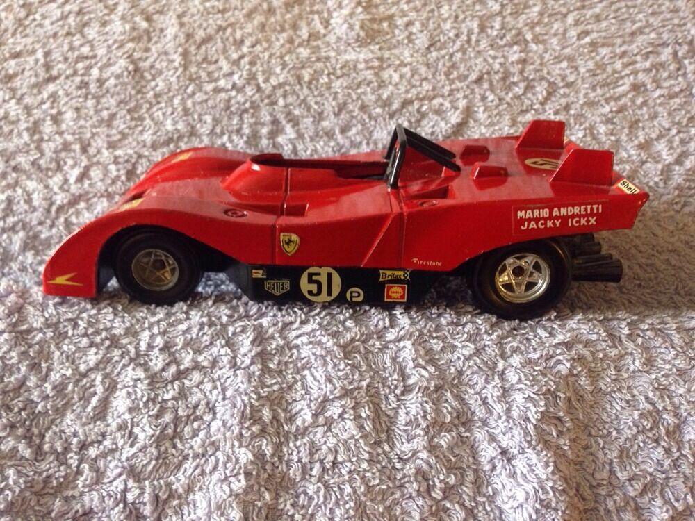 POLISTIL L1 corsa-scala FERRARI 312 BP auto da corsa-scala L1 1:32 813f99