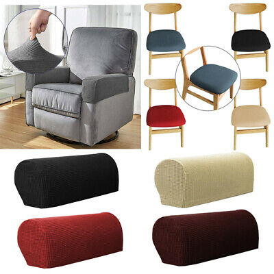 Removable Arm Sofa Couch Chair Protector Armchair Covers ...