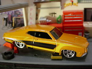 Image Is Loading  Muscle Mania Design   Ford Torino