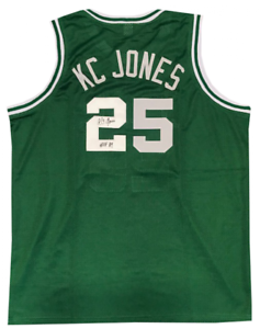 beae06aa9 Image is loading KC-Jones-034-HOF-89-034-Autographed-Green-