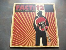 Fact Mag Issue 12 RARE Jamie T Joanna Newsom Gogol Bordello Guillemots