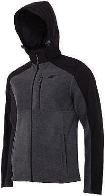 Bescheiden New-4f Plm002 Mens Warm Fleece Polar Hoodie Jacket Microtherm Xtreme