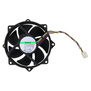 Replace KDE1209PTVX Generic 9225 Maglev Cooling Fan 92 x 92 x 25mm With 4 Pin