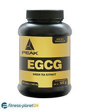 Peak EGCG - Grüntee Extrakt - 120 Kapseln - Green Tea