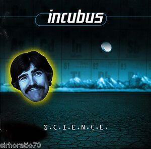 INCUBUS-S-c-i-e-n-c-e-CD-1997