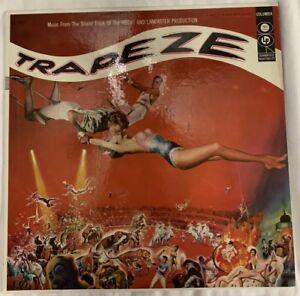 Malcolm-Arnold-Trapeze-Soundtrack-Vinyl-LP-Record-Album-CL-870-Near-Mint