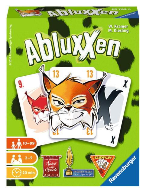 """Ravensburger®  20762  """" Abluxxen """", NEU & OVP"""