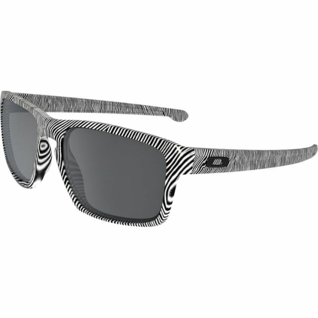 16485259e6 Oakley Sliver Sunglasses Fingerprint White Black Iridium for sale ...