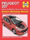 Peugeot 207 Petrol and Diesel Service and Repair Manual (2015, Taschenbuch)