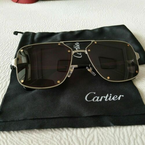 cartier mens sun glasses