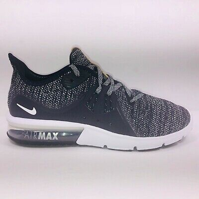 Details about Nike Women's Air Max SEQUENT 4 UTILITY WHITEREFLECT SILVER WOLF GREY AV5356101