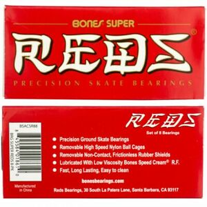 Bones-Super-Reds-Precision-bearings-Skateboard