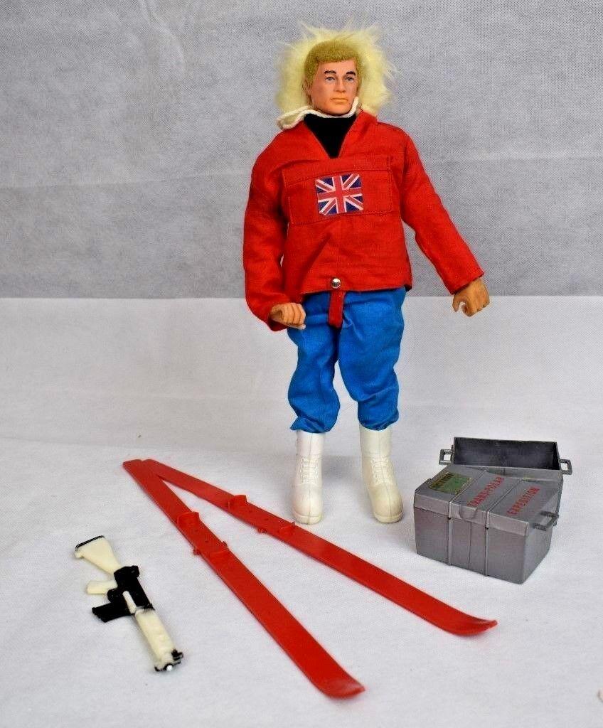 ACTION homme ARCTIC EXPLORER, 1980S,  1970S,  votre satisfaction est notre cible