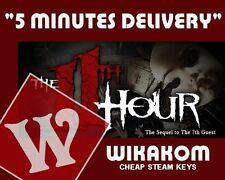The 11th Hour PC Steam CD Key Fast Delivery