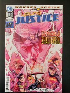 YOUNG-JUSTICE-5a-wonder-Comics-2019-DC-Universe-Comics-VF-NM-Book