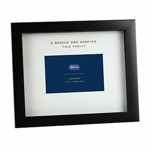RSPCA-A-Rescue-Dog-Adopted-This-Family-Black-Box-Photo-Frame