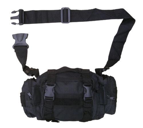 Mens Army Combat Military Surplus Travel Shoulder Waist Money Belt Bum Bag New