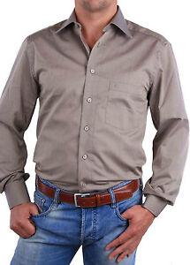 CASAMODA Mens Long Sleeve Dress Shirt Casamoda Cheap Sale Pick A Best pOzYo