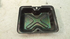 Details about 1982 Honda GL500 Silver Wing GL CX 500 H685  connector holder  metal box cover