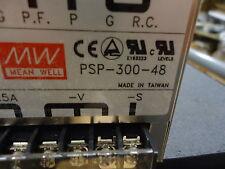 PSP-300-48 Meanwell BRAND NEW!